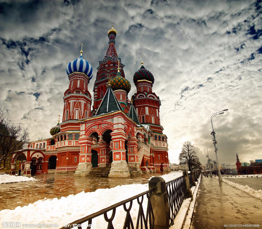 俄罗斯高清风景城市