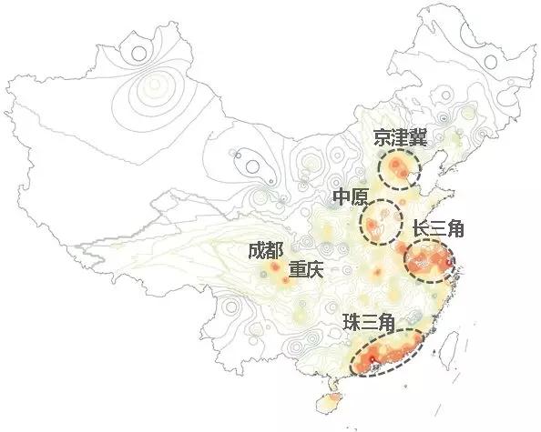人口密度_浙江省人口密度