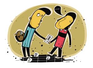 因为借钱朋友反目 朋友之间能借钱吗?