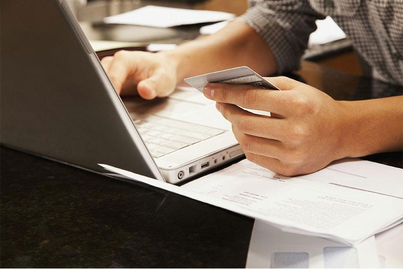 交行持卡老用户,以卡办卡,成功在网点递交申请材料