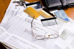 征信花、负债高如何申请信用卡?